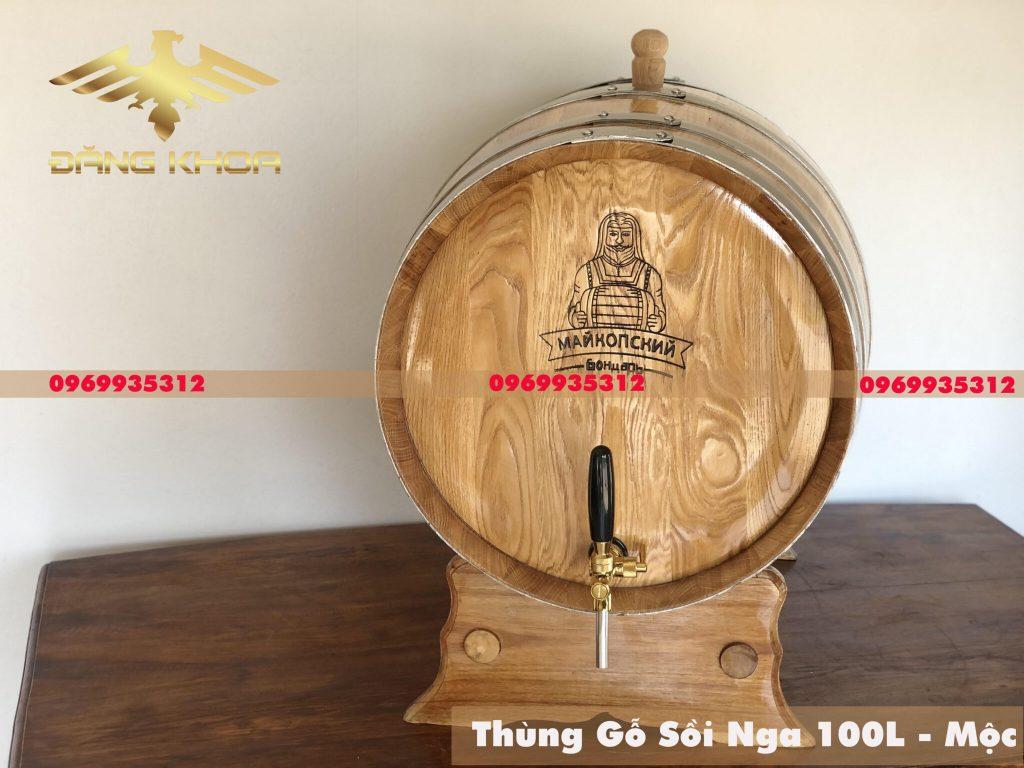 Vì sao bạn nên mua thùng rượu gỗ sồi 50l khắc mặt thùng tại Thùng gỗ Nhập Khẩu ?