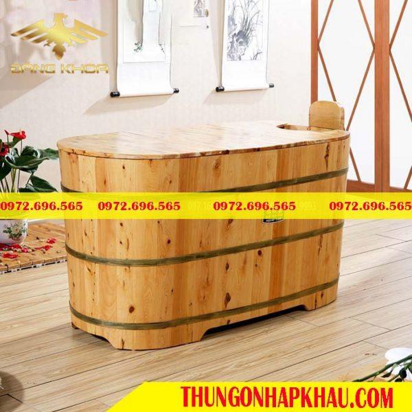 bồn tắm gỗ giá bao nhiêu