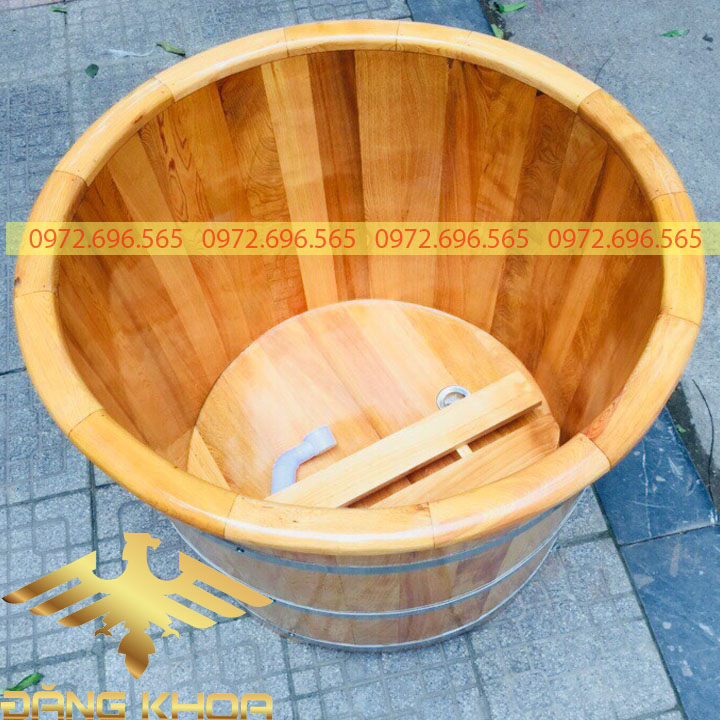 Kích thước bồn tắm tròn