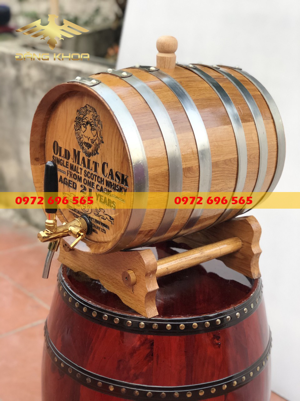 Đánh giá thùng gỗ sồi Nga của Thùng gỗ Nhập Khẩu