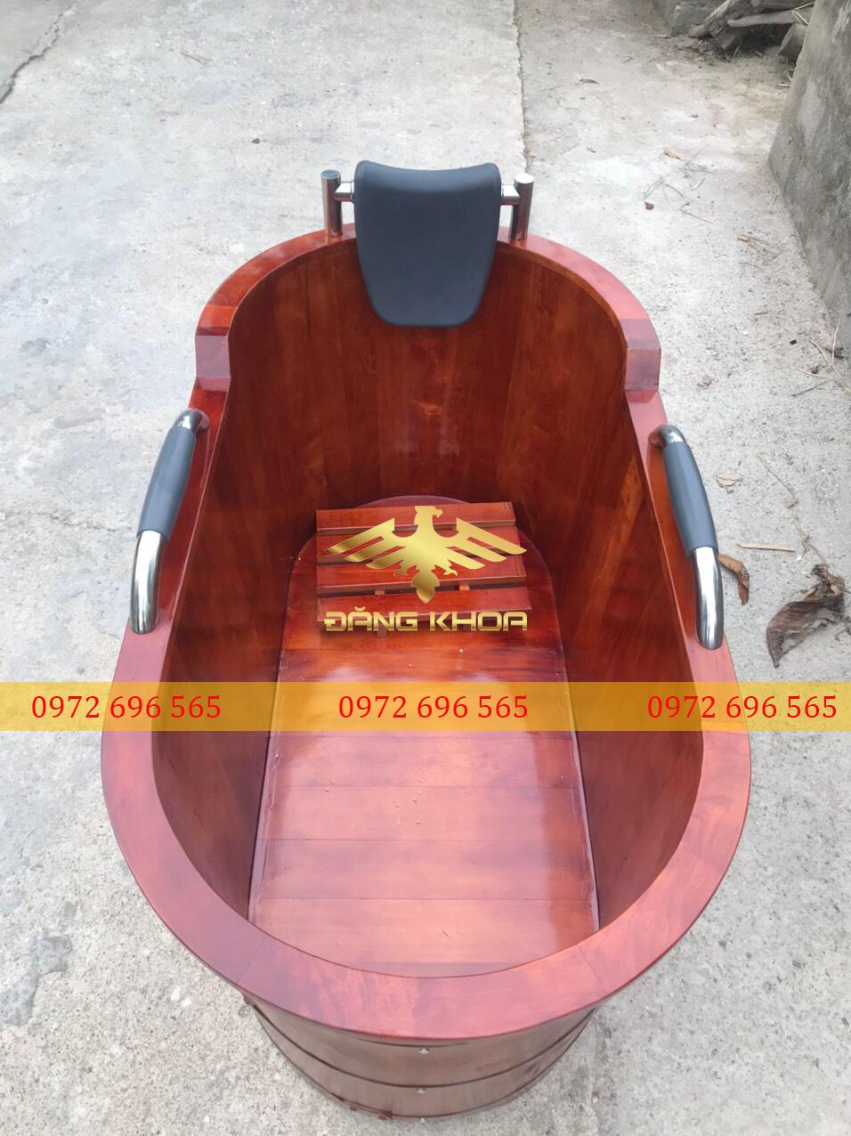 Bán bồn tắm gỗ Pơ Mu Hồ Chí Minh