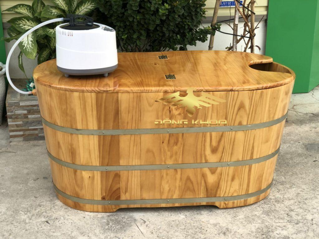 Bồn tắm gỗ Đăng Khoa