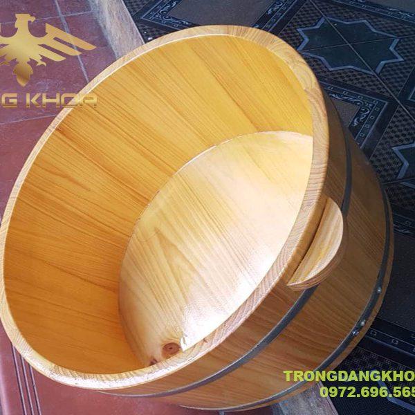 Địa chỉ cung cấp bồn ngâm chân bằng gỗ uy tín 2021