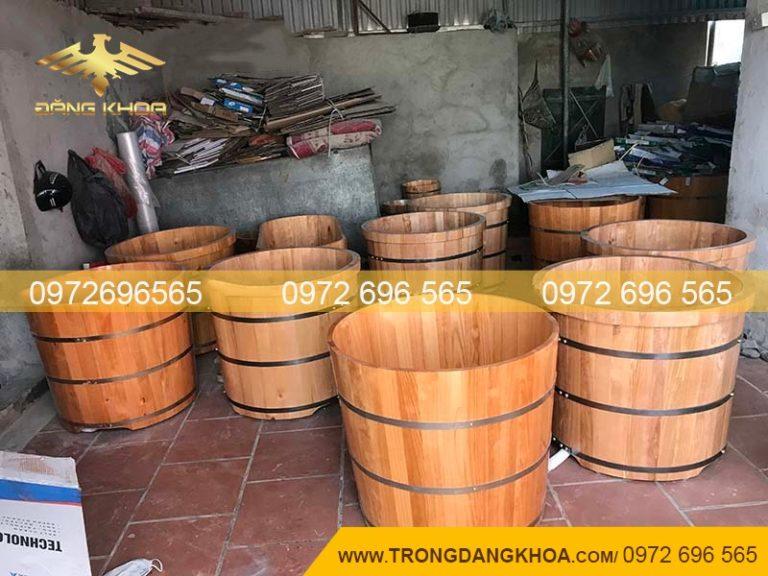 Đơn vị bán bồn tắm gỗ cũ uy tín