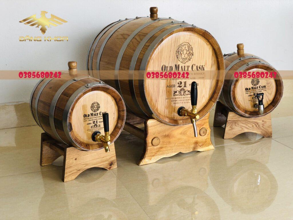 Có nên mua thùng ngâm rượu gỗ sồi cũ hay không?