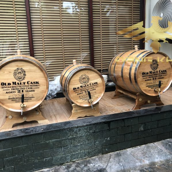 Có nên mua thùng ngâm rượu Đăng Khoa không?