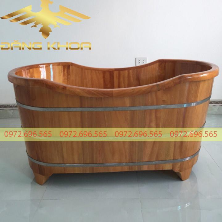 Chất lượng của bồn tắm gỗ Đăng Khoa đạt chuẩn