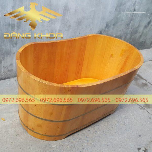 Bán bồn tắm gỗ thông cao cấp giá rẻ đẹp