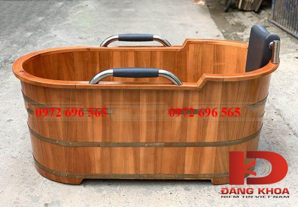 Bán bồn tắm gỗ cao cấp tại Hà Nội