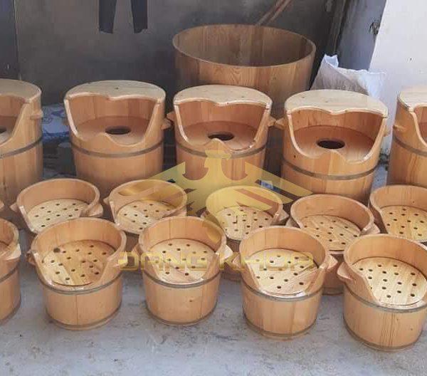 Bán thùng gỗ xông đầu giá rẻ