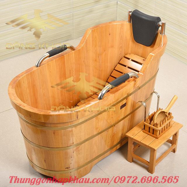 Báo giá bồn tắm gỗ giá rẻ