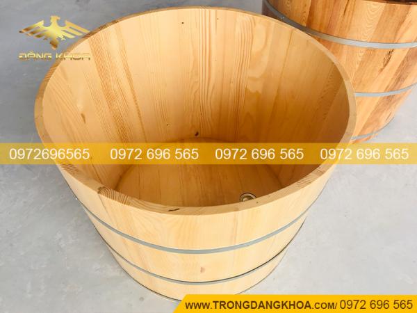 Bán bồn tắm gỗ cũ giá rẻ tại Hà Nội