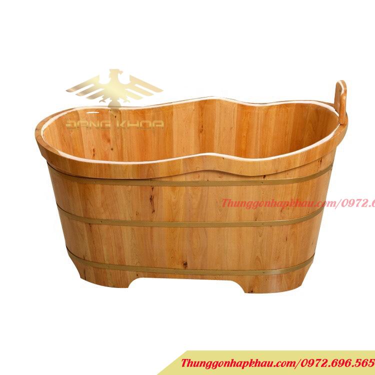 Bán bồn tắm gỗ HCM