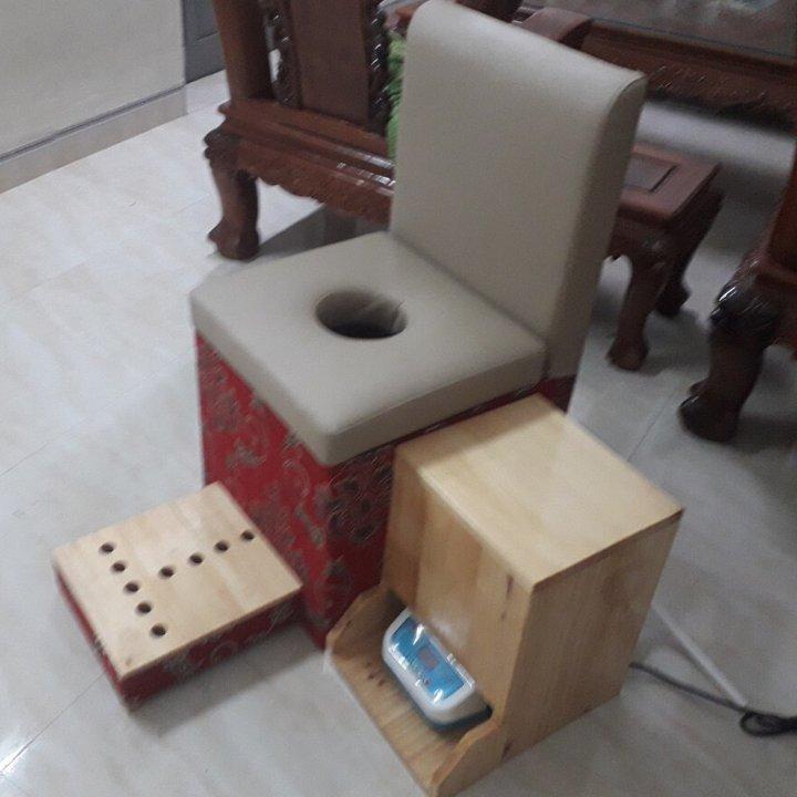 Ghế xông phụ khoa