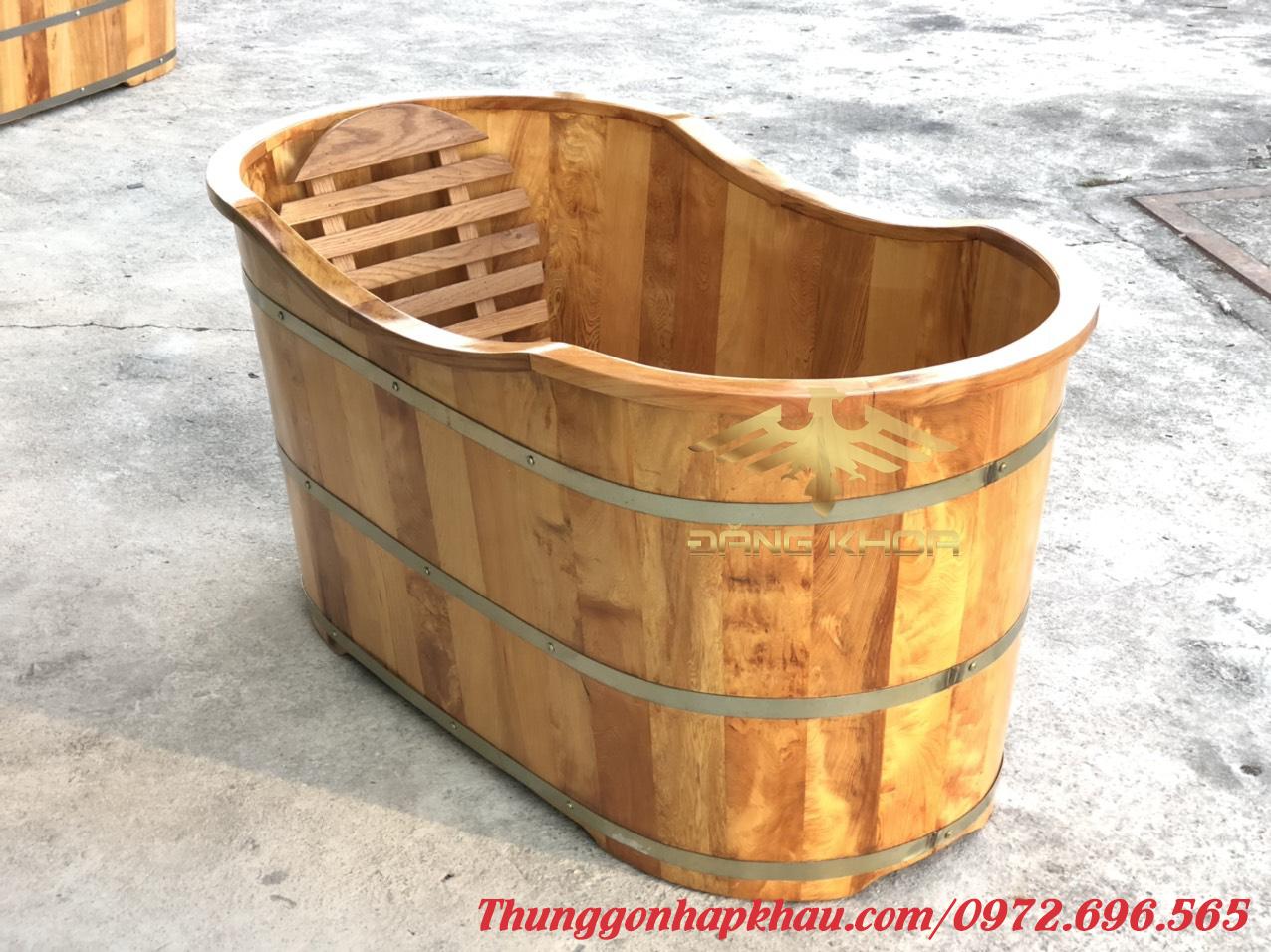 Bán Bồn tắm gỗ cũ