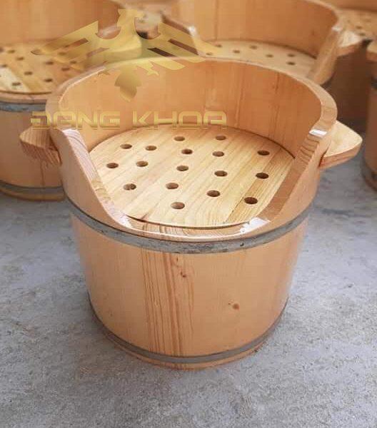 Bán thùng gỗ xông đầu 2021