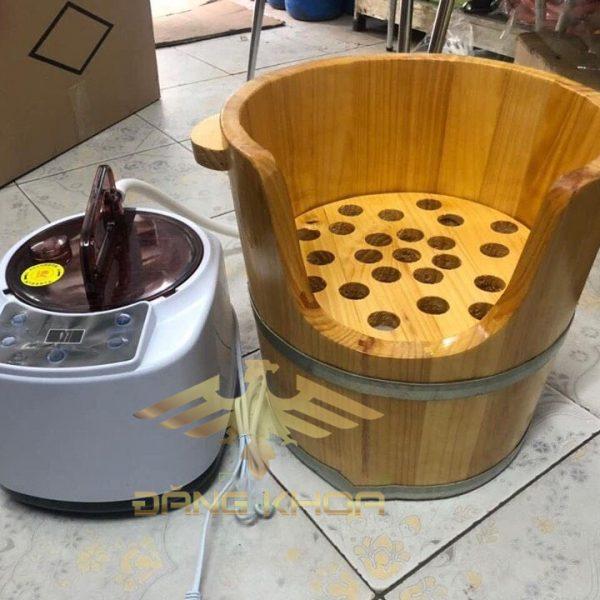 Bán thùng gỗ xông đầu Hà Nội