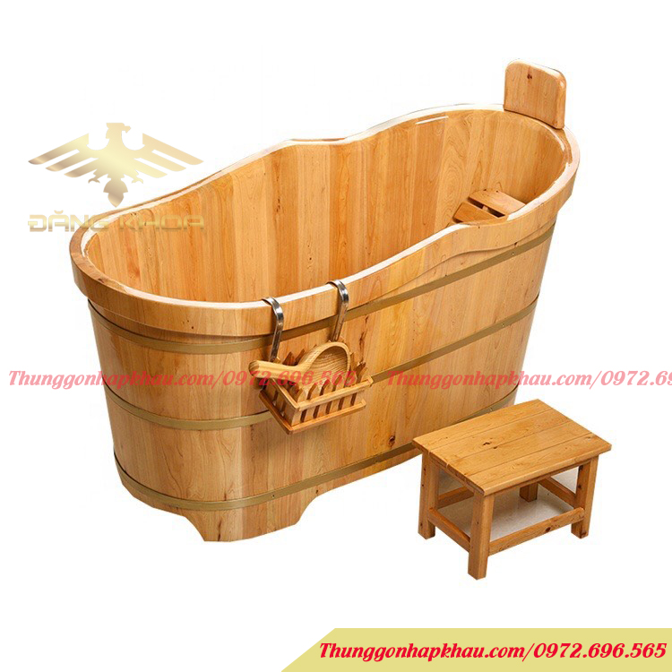 Lưu ý khi mua bồn tắm gỗ giá rẻ