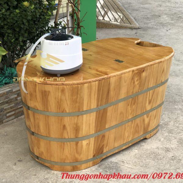 Địa chỉ mua bồn tắm gỗ giá rẻ