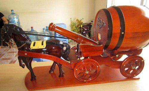 Giới thiệu xe pháo ngựa đơn kéo trống