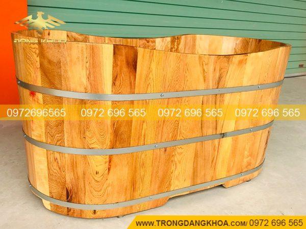 Địa chỉ cung cấp bồn tắm gỗ chất lượng