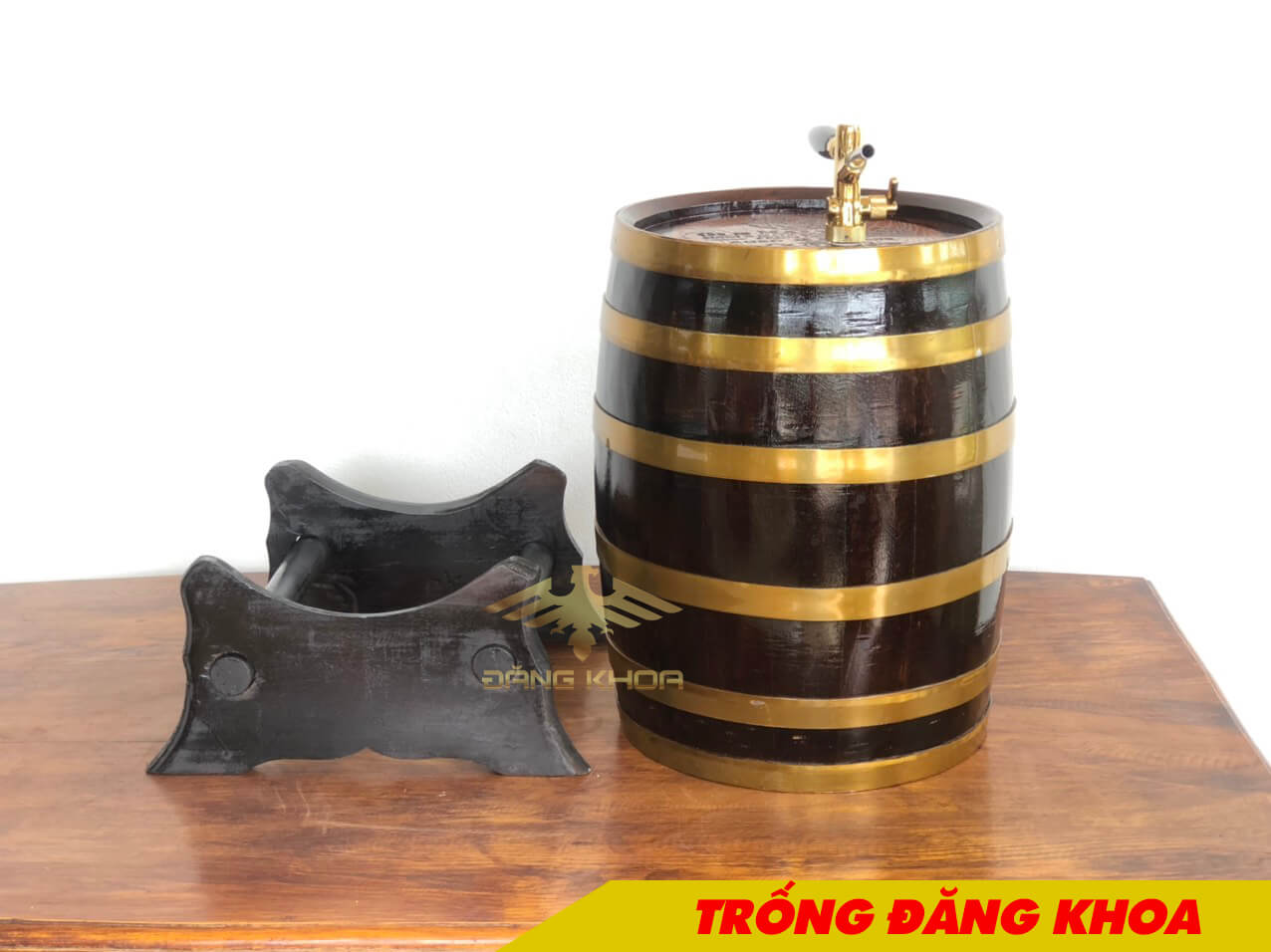 Thùng rượu gỗ sồi hà nội