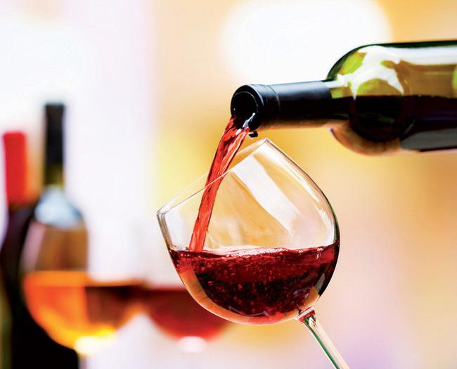 Cách làm ra rượu vang