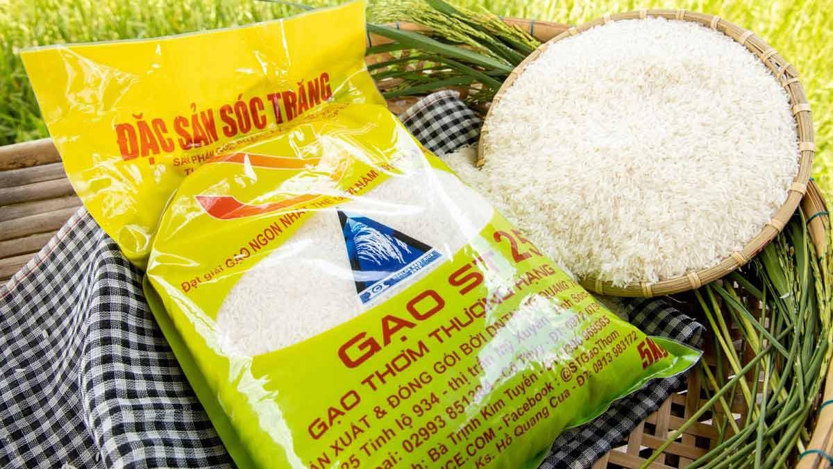 Đặc tính của gạo ST25