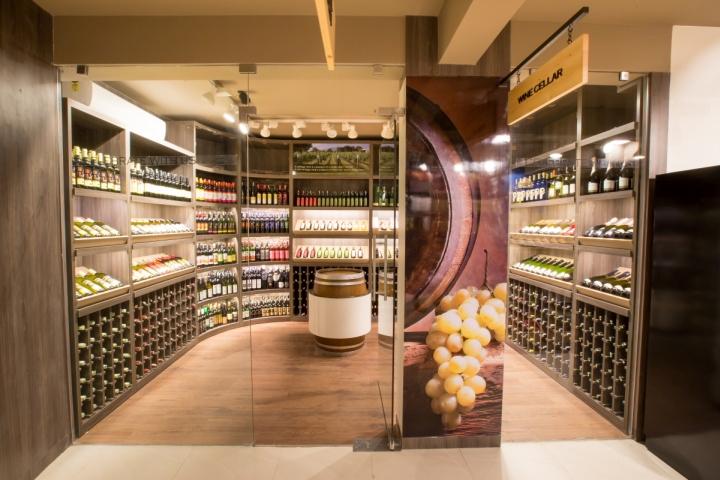 Một số điều cần lưu ý trong quá trình thiết kế phòng trưng bày rượu độc nhất
