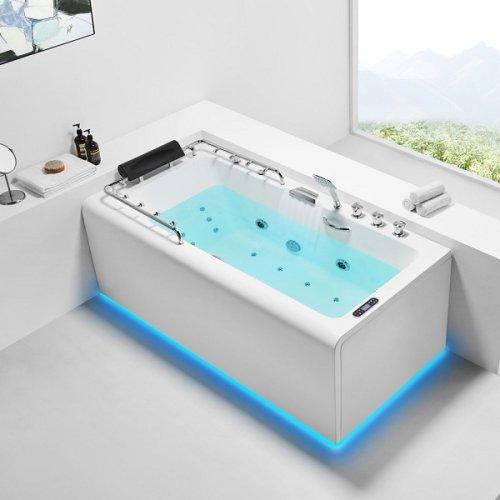Bồn tắm kết hợp chức năng massage