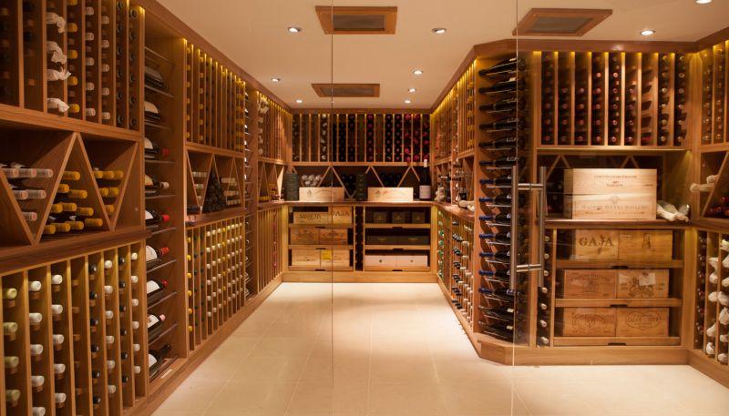 Phòng trưng bày rượu